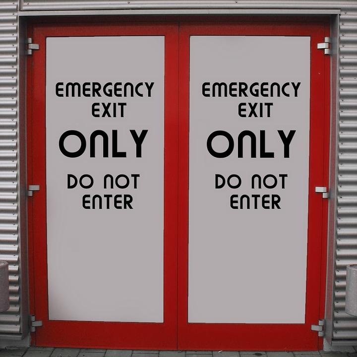 emergency-exit-476125_960_720 & emergency-exit-476125_960_720 - Austin Doors Commercial Door Service ...