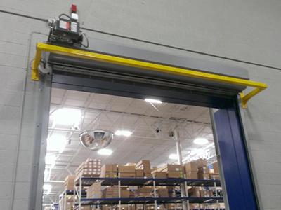 industrial above door guards san diego