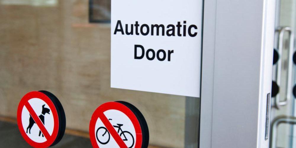 Telltale signs automatic door replacements austin doors